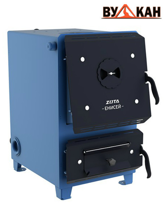 Твердотопливный котел ZOTA «Енисей» 23 кВт.
