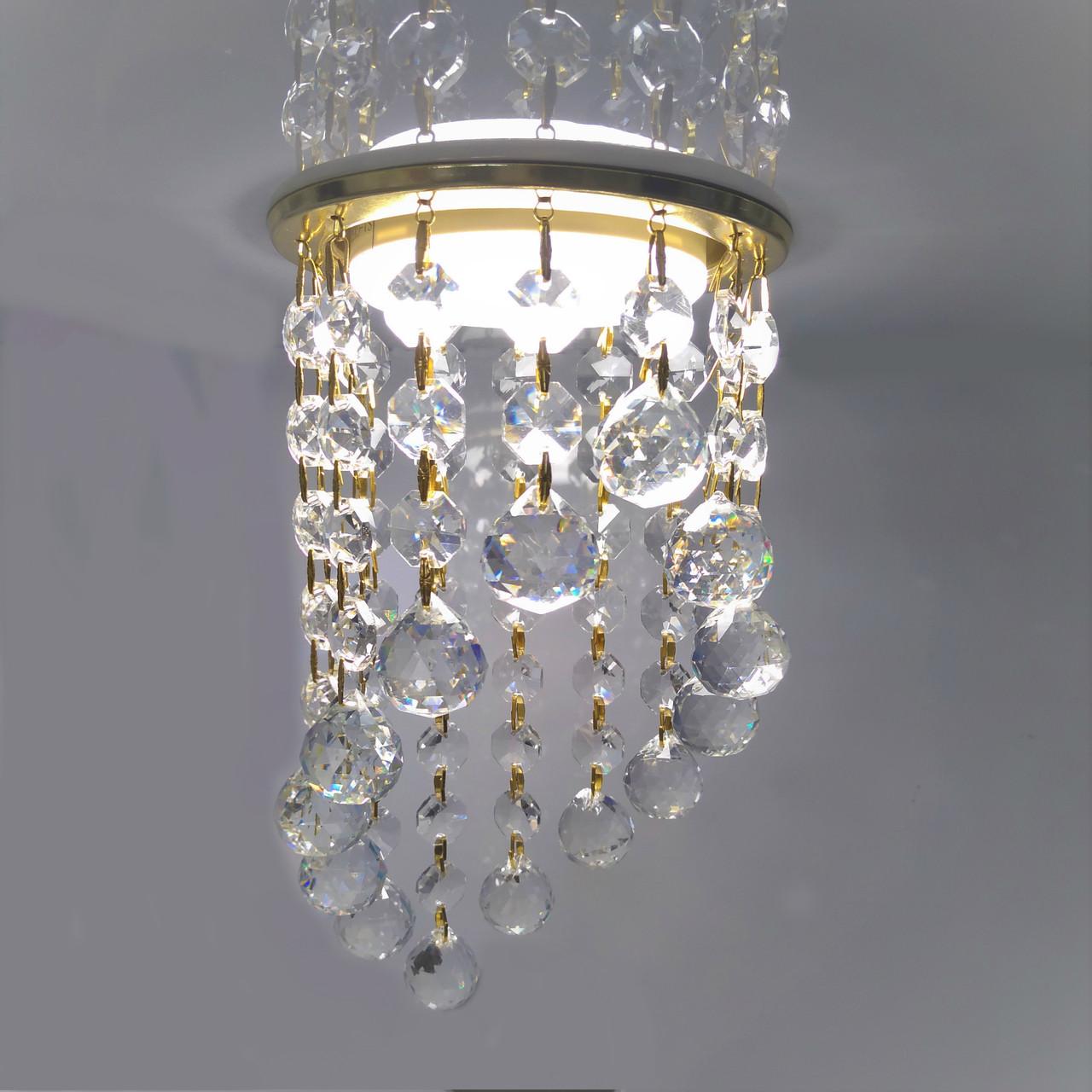 Светильник GX53 L 129 золото