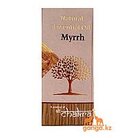 Натуральное эфирное масло Мирры (Myrrh CHAKRA), 10 мл