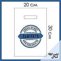 Пакет полиэтиленовый 20*30