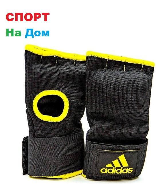 Быстрый бинт для боевых искусств Adidas Размер M (цвет жёлтый)