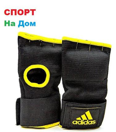 Быстрый бинт для боевых искусств Adidas Размер M (цвет жёлтый), фото 2