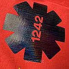 Термо флекс 0,5мх25м PU голографический черный, фото 3