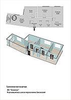 3 комнатная квартира в ЖК Техникум 2 91.6 м², фото 1