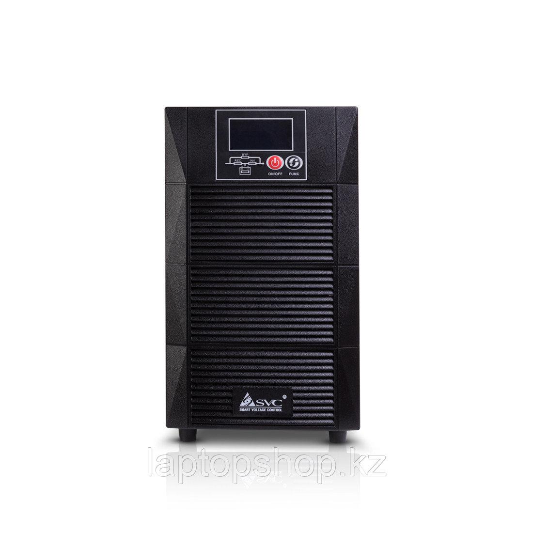 Источник бесперебойного питания SVC PTX-3KL-LCD, Мощность 3000ВА/2700Вт