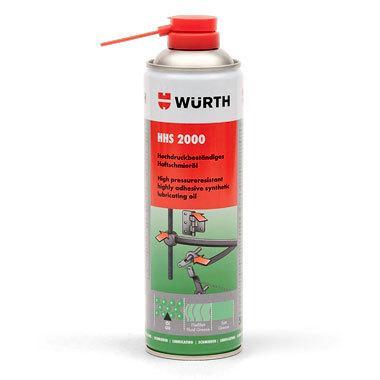 Смазка HHS 2000 от Wurth