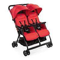 Детская коляска для близнецов Chicco Ohlala Twin Paprika