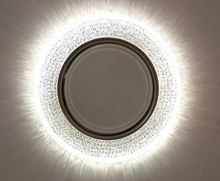 Светильник GX53 L160 + подсветка