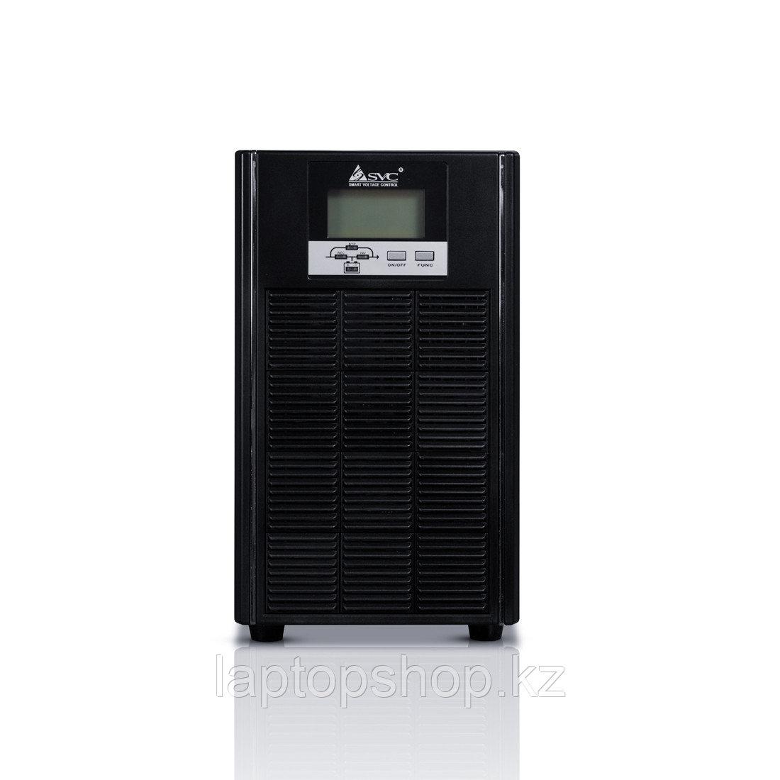 Источник бесперебойного питания SVC PTX-10KL-LCD, Мощность 10кВА/10кВт
