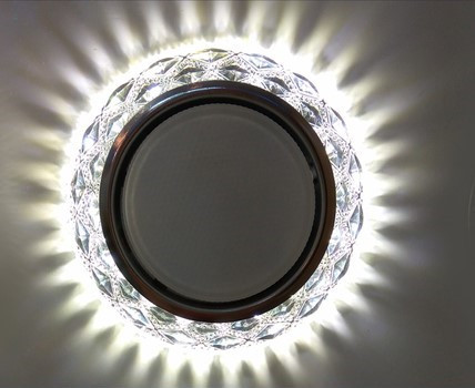 Светильник GX53 L180 + подсветка