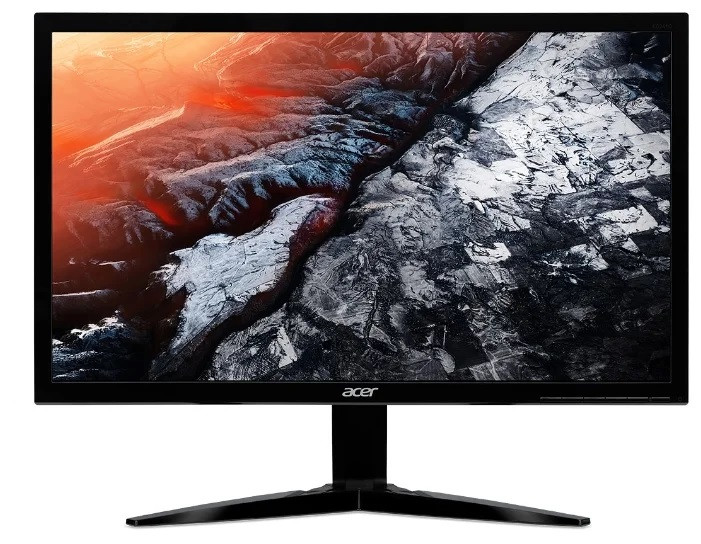 "Acer UM.UX1EE.P01 Монитор игровой KG241QPbiip 23.6"" TN, 1920x1080, DisplayPort, HDMI, Audio in- out"
