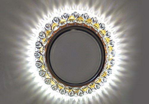 Светильник GX53 L194 + подсветка