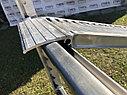 Производство рамп сходней алюминиевых аппарелей 960 кг, фото 2