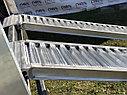Производство рамп сходней алюминиевых аппарелей 960 кг, фото 3