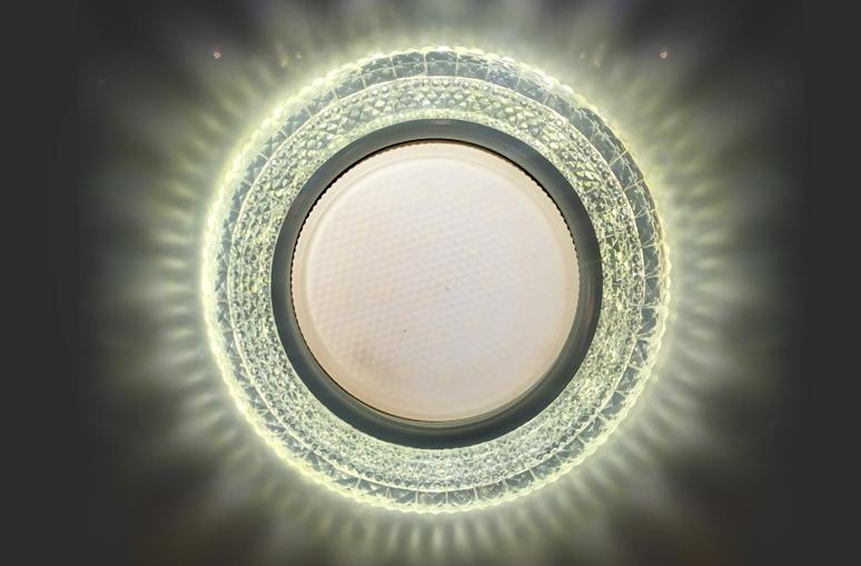 Светильник GX53 L150 + подсветка