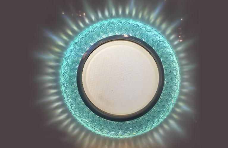 Светильник GX53 L157 + подсветка