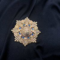 Ордена золотые 3д с портретом на заказ
