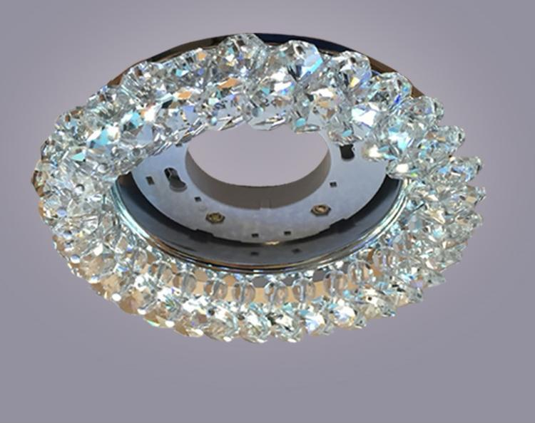 Светильник GX53 L60 + подсветка