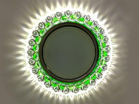 Светильник GX53 L192 + подсветка