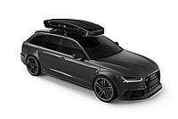 Автобокс на крышу Thule Vector Alpine черный металик, фото 1