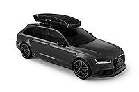 Автобокс на крышу Thule Vector L черный металик, фото 1