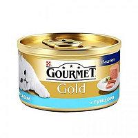 Gourmet Gold ,Гурмэ Голд паштет с тунцом, уп.24*85гр.