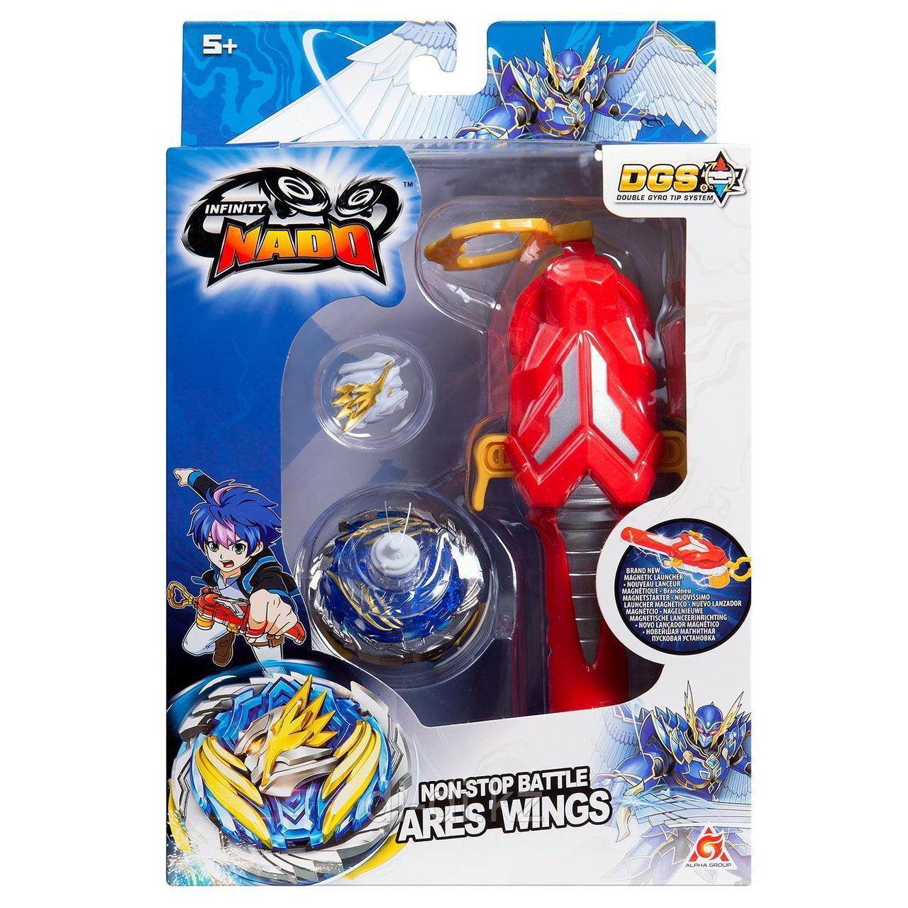 Волчок Ориджинал,Ares Wings