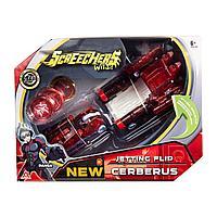 Screechers Wild Машинка-трансформер Турбо Скричер 2 в 1 Церберус, фото 1