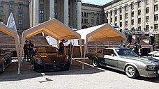 Арена тентов шатров палаток, фото 3