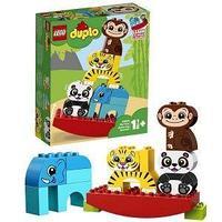 LEGO Конструктор, мои первые цирковые животные.