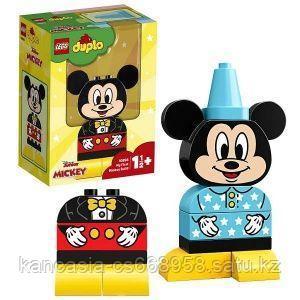 LEGO Конструктор, мой первый Микки.