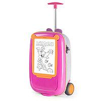 Детская сумка на колесиках Benbat роз/оранж., фото 1