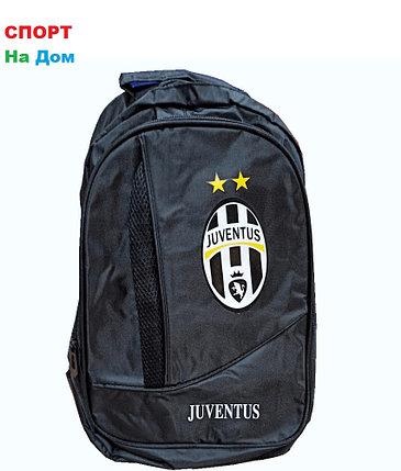 Рюкзак Спортивный Ювентус (цвет чёрный), фото 2