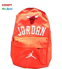 Рюкзакспортивный Джордан (цвет оранжевый)