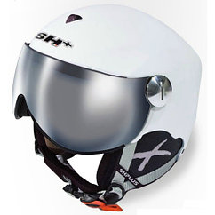 SH+  шлем горнолыжный H10 Wizard smoke