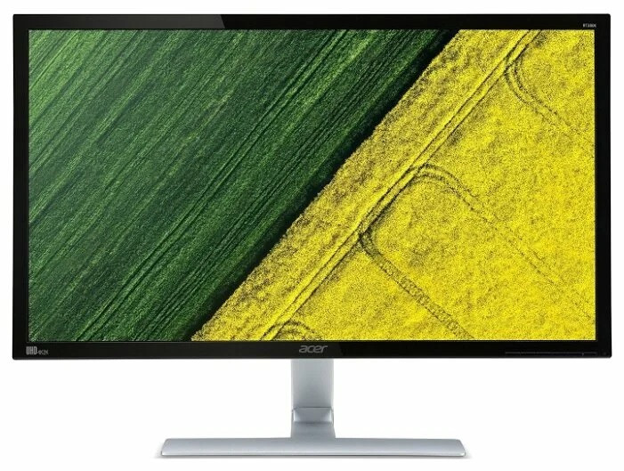 "Acer UM.PR0EE.001 Монитор RT280Kbmjdpx 28"", TN, 3840x2160, DVI+HDMI+DP+AudioIn-Out, 2x2W Speakers"