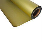 Термо флекс 0,5мх25м PU золото матовое, фото 2