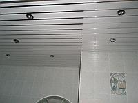 Комплект потолок д/ванной 1,35х0,9м эк AN85A белый с суп-хр