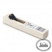 Рубанок яп. галтель (для канавок), Sotomaru, 140/18мм, белый дуб