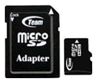 Карта памяти MicroSD Team Group 8Gb TUSDH8GCL1003