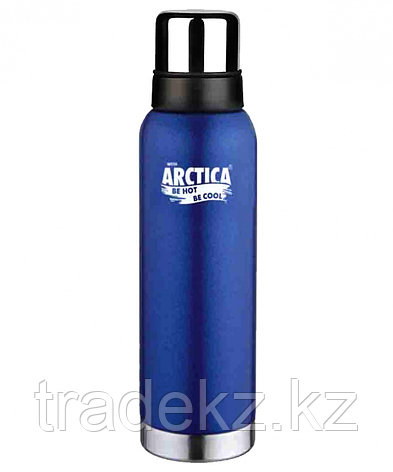 Термос ARCTICA, объем 0.75 л., синий, фото 2