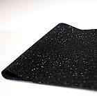 Термо флекс 0,5мх25м PU искрящийся черный, фото 3