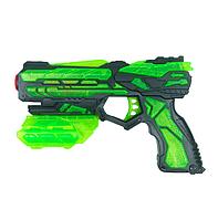 Детский пистолет-бластер с пулями-присосками (FJ510)