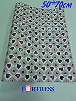 Упаковочная бумага для подарков 70*50см