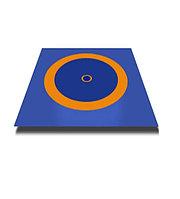 Борцовский ковер 12х12 м (с матами НПЭ 40мм) новый стандарт, фото 1