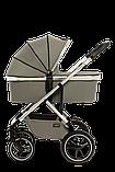 Коляска детская 2 в 1 Moon NUOVA 2020 Taupe, фото 2