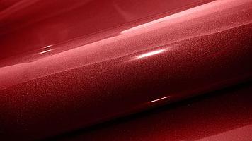 Металлик пленка ПВХ Красный DW401-6T