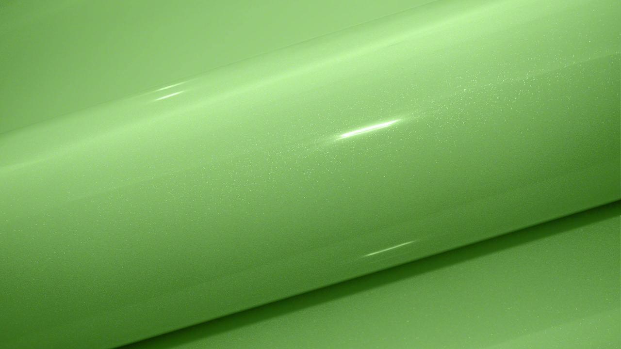 Металлик пленка ПВХ Салатовый DW302-6T