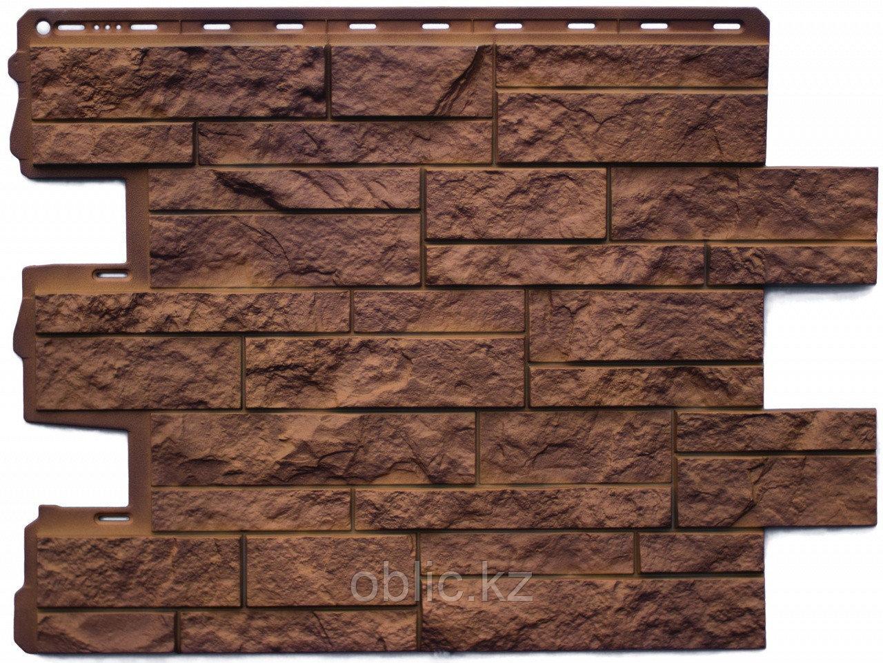 Цокольные панели для фасада