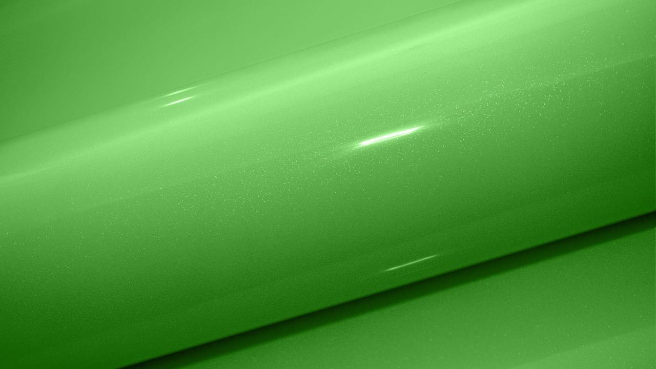 Металлик пленка ПВХ Ярко-зелёный BA7108A